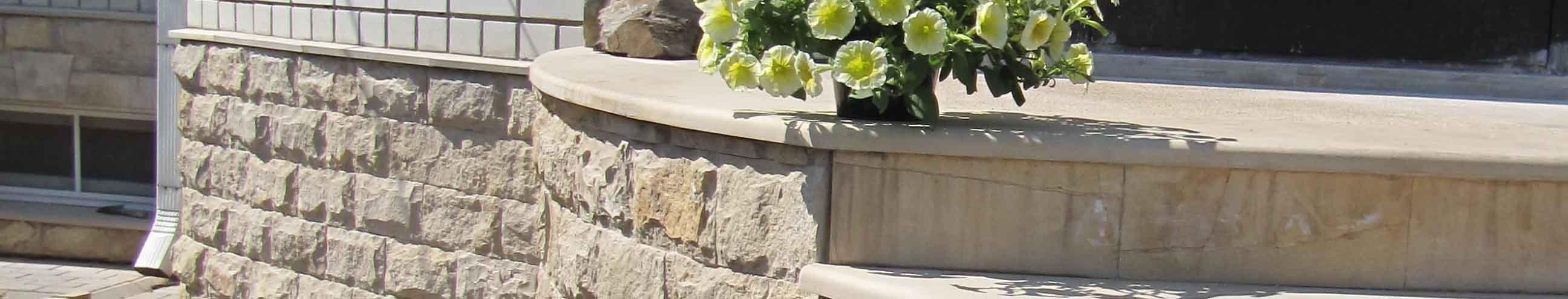 Отделочный камень на цоколь здания