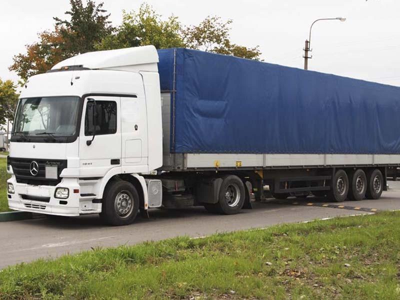 Доставка автотранспортом по всей территории России