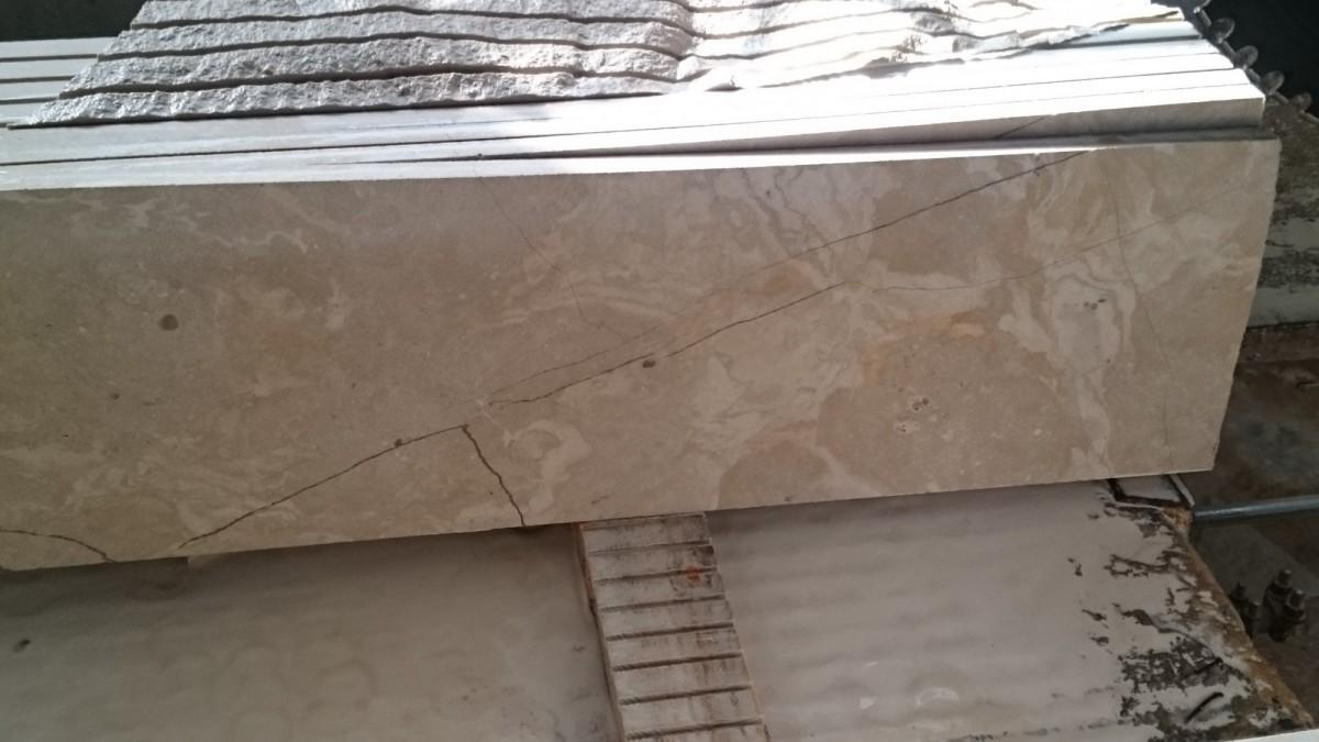 Плита пиленая доломит 300*400*20 - доломитовая плитка на фасад
