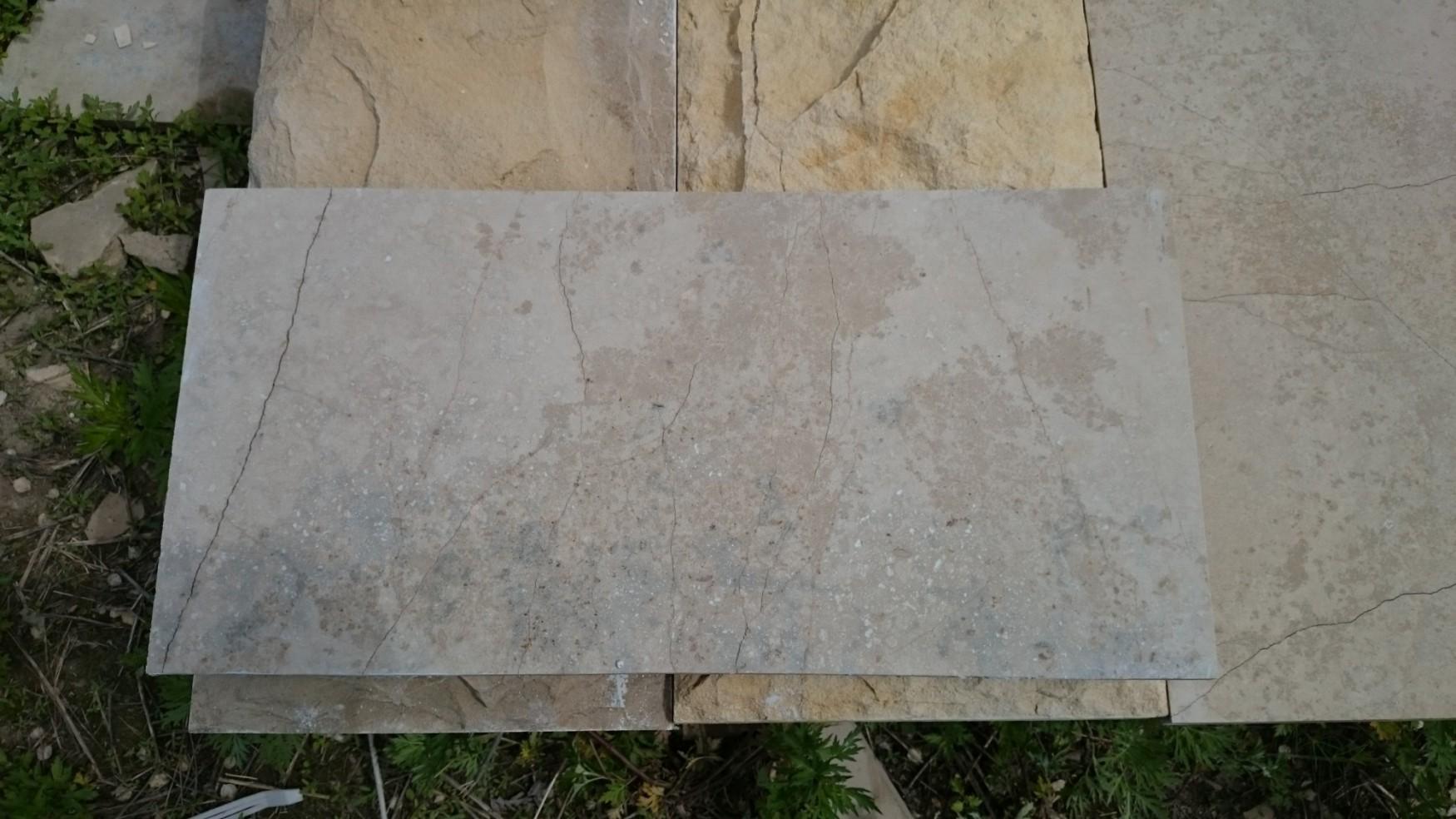Плитка шлифованная 300*400*30 - камень для облицовки стен