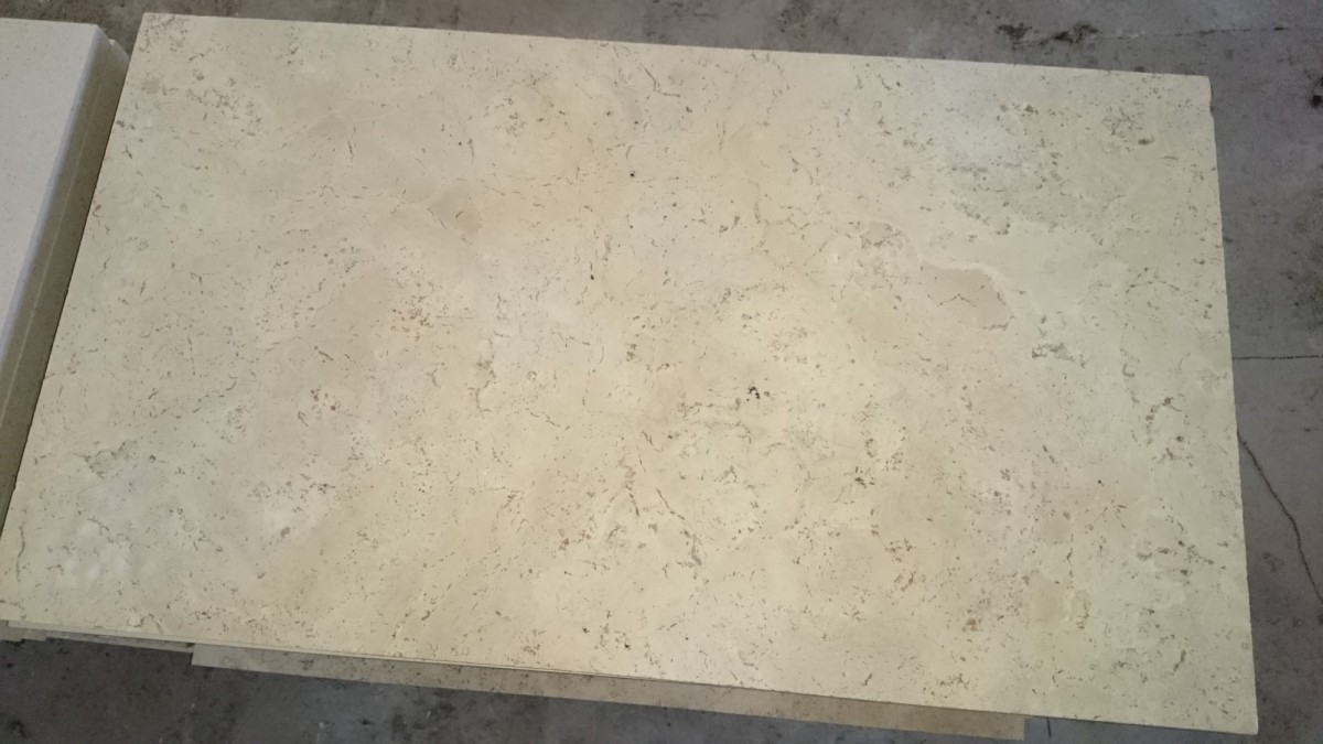 Плита доломит лощеная 600*300*40 - облицовочный декоративный камень